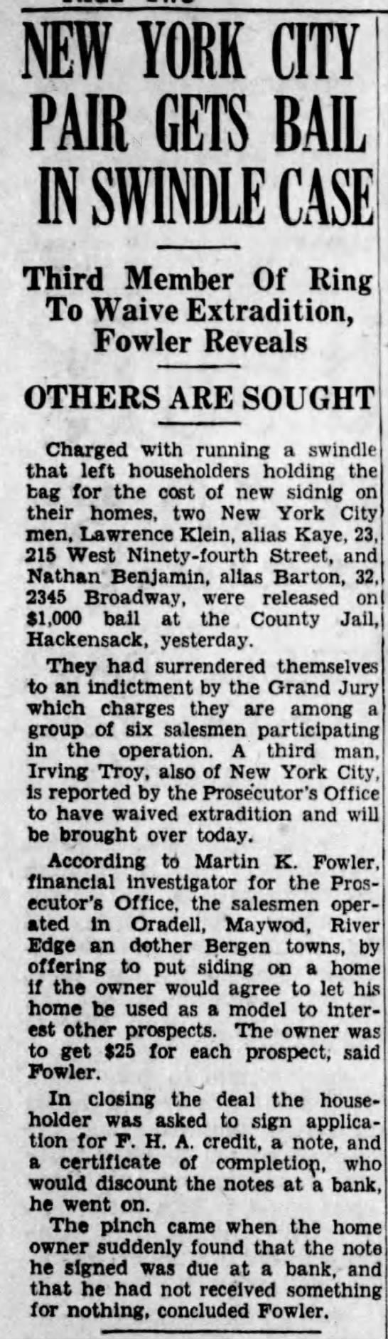 Newspaper articles - Page 2 Bergeneveningrecord09231947