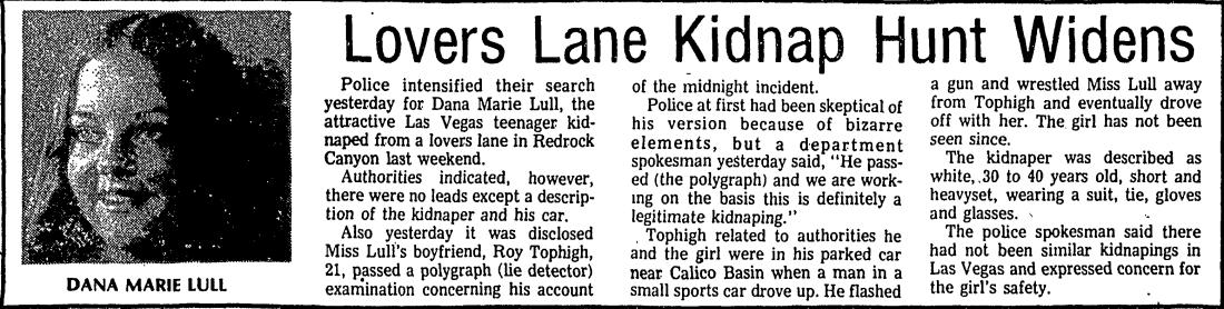 Las_Vegas_Sun_1974-05-02_1 Dana Lull murder