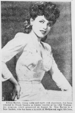Lawrence Kane Eileen Barton
