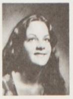 Dana Lull yearbook photo